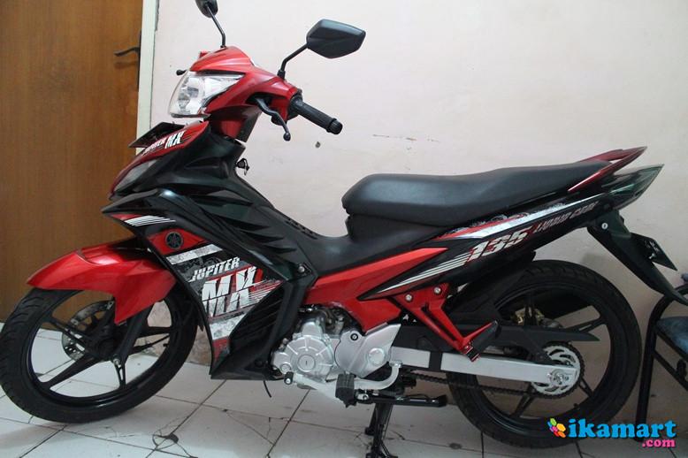 Dijual Motor Yamaha Jupiter MX Tahun 2013