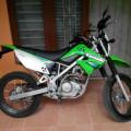 Kawasaki KLX 150s Tahun 2013
