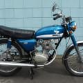Honda cb 125se #cb100
