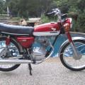 Honda CB100 Classic Orisinill