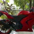Kawasaki ninja 250cc, th2012