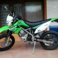 Di jual klx th2013 tipe S 150cc