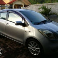 Yaris E 2007 matic