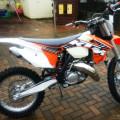 Ktm 250cc exc 2012