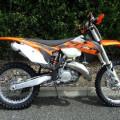 KTM Exc 250cc tahun2011