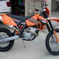 Trail KTM EXCF 350