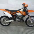 Dijual ktm 150cc.sxf cm buat hobby aja