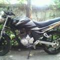 Scorpio z 2007 BU