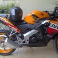 Honda CBR 150cc tahun 2012