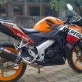 Honda CBR 150cc tahun 2013