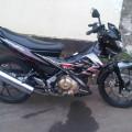 Di jual cepat Suzuki Satria thn 2012