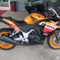 Honda CBR 250cc built up thailand 2012