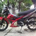 Di jual cepat Suzuki Satria thn 2011