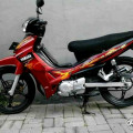 Yamaha jupiter burhan 2009 cw