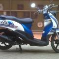Yamaha mio fino th 2013 karbulator mesin cvt halus pjk panjang