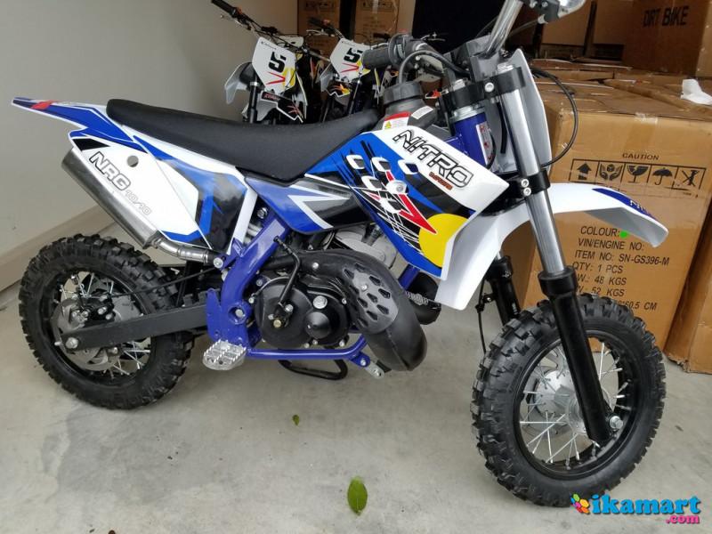 Mini Trail Anak Nrg 50cc 10 10 Motor