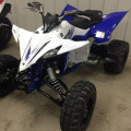Motor ATV Yamaha YFZ450R 450CC, Model Sport, Manual