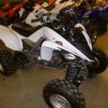 Motor ATV Yamaha Raptor 700R Polar White, Model Sport, Manual