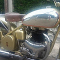 BSA GOLDEN FLASH 1952 ..