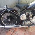 jual BSA M20 orsl 500cc