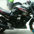Jual yamaha byson 2012 warna hitam