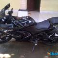 Jual santai ninja 250 karbu 2011