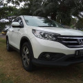 Honda CRV 2.0 Putih Automatic 2013