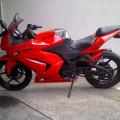 Ninja 250R Tahun 2012