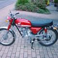 CB 100 mantepp tahun 1980