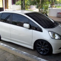 Honda Jazz RS M/T 2010