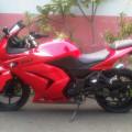 Kawasaki Ninja 250 Thn 2012 Karbu