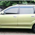 Avanza G manual 2008 hijau metalik