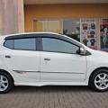Toyota Agya G 2014 AT Km 30rban kondisi 100% siap pakai !!