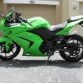 Jual cepat kawasaki ninja 250 thun 2012
