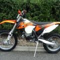 Motor Trail KTM 150cc Atena thn 2012
