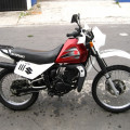 Suzuki ts 125 2008