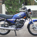 Di jual Rx King th 2005 warna favorite
