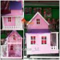 Mainan Anak Rumah Boneka Barbie Elmer Dollhouse