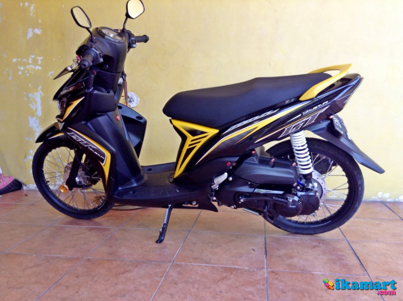 Yamaha Mio Soul Gt Tahun 2013 Motor
