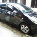 Toyota Yaris E AT 2007 Hitam Tgn 1 Good Condition TERMURAH