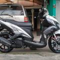 Yamaha xeon gt 125 thn 2014