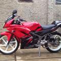 Kawasaki Ninja RR 2012 Pajak Hidup