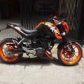KTM Duke 200 thn 2014
