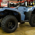 ATV Jeep 2017 Honda FourTrax 4x4 Automatic