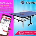 Tenis meja pingpong merk POWERMAX