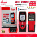 HARGA Leica Disto D1 - 40m Laser Distance Meter with Bluetooth 4.0