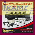 paket cctv hikvision 4 channel murah lengkap