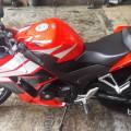 JUAL Honda CBR 150R 2015 (Merah) Kondisi Mulus & Terawat 100%