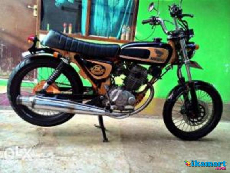 Gl Max 2 Th 1995 Modif Cb Semi Jap Style Motor