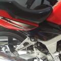 kawasaki ninja krr 150cc 2014 plat S
